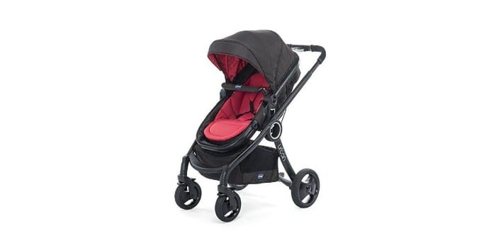 Детская коляска-трансформер Chicco Urban Plus Crossover