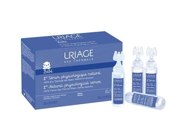 Крем-сыворотка Uriage Cradle Cap Serum Cream