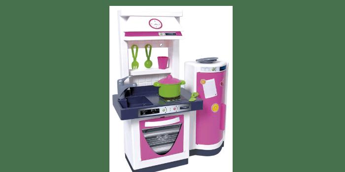 Деская игрушечная кухня с 2 модулями Palau Toys