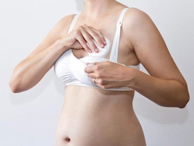 Компрессы на грудь от боли при беременности