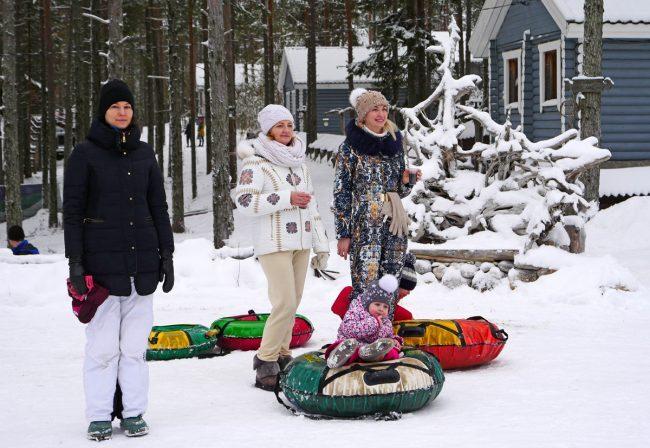 Поморский Новый год в Карелии