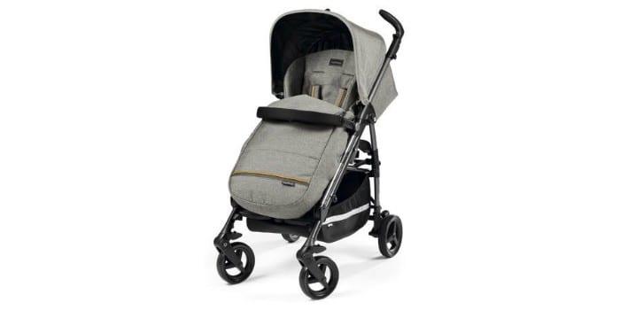 Детская прогулочная коляска Peg-Perego SI COMPLETO Luxe