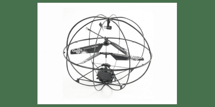 Вертолет в шаре на радиоуправлении HappyCow Robotic UFO 777-289