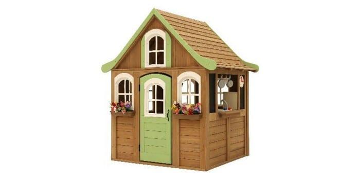 Детский игровой домик с аксессуарами Джорджия-2 от Playnation