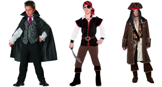 Подростковые костюмы