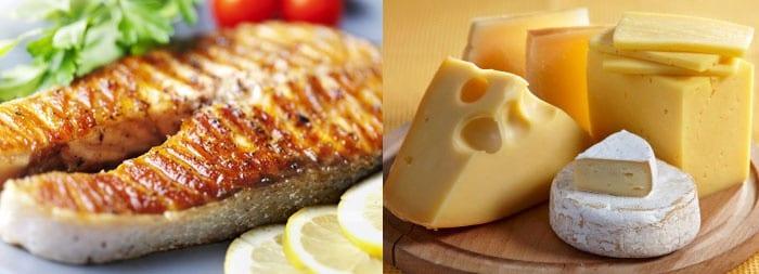 Для увеличения лактации выбирайте правильные продукты