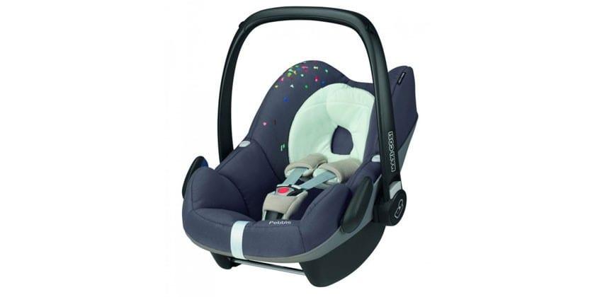 Кресло в автомобиль для детей Maxi-Cosi Pebble