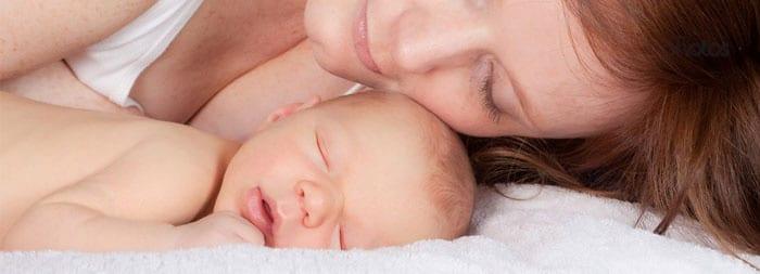 Совместный сон мамы с малышом