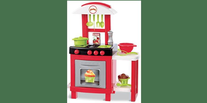 Игрушечный кухонный модуль Ecoiffier pro-cook 1713