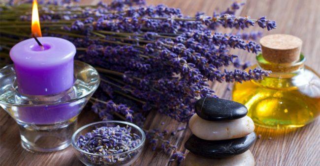 Лаванда для ароматерапии
