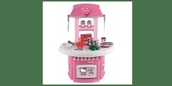 Игрушечная кухня Ecoiffier Hello Kitty 1704