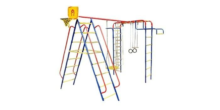 Игровой комплекс для детей на дачу Пионер Дачный ЦК