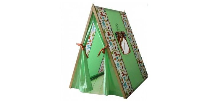 Текстильная палатка Африканское сафари серии ТЕЛТСПИЛ