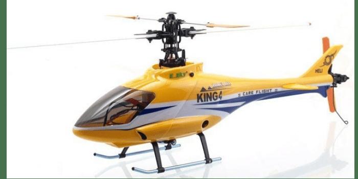 Радиоуправляемая модель вертолета E-Sky Honey Bee King 4