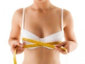 Как уменьшить размер груди женщине — 5 эффективных способов