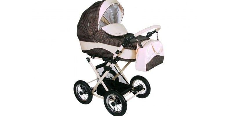 Lonex Carrozza 2 в 1 для новорожденных