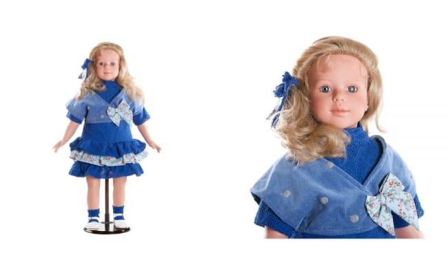 Большая кукла Carmen Gonsalez, Алтея