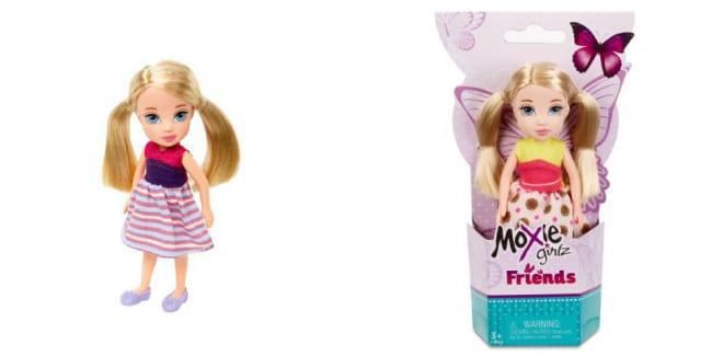 Moxie Mini, Ниве