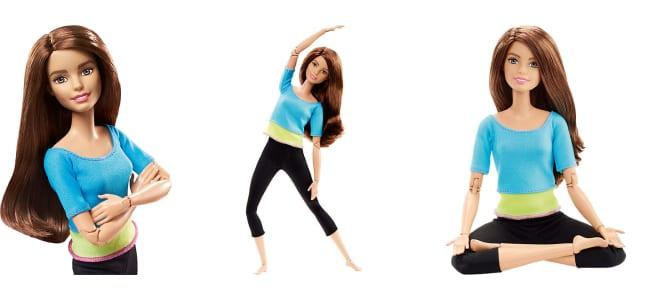 Mattel, Barbie, Безграничные движения