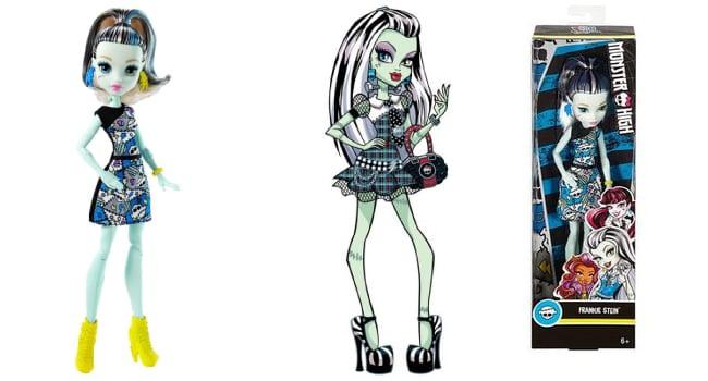 Monster High, Фрэнки Штейн