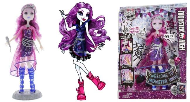 Monster High, Эри Хантингтон