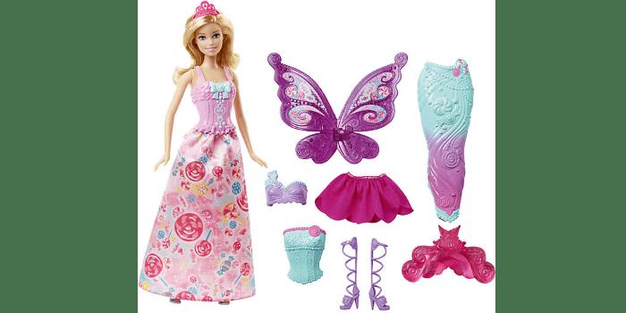 Кукла Barbie русалочка, Сказочная принцесса, 4349927