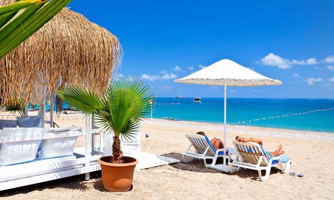 Пляж Marti Myra 5*