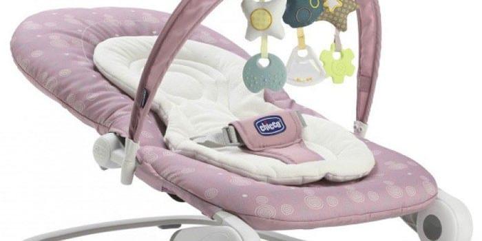 Кресло для грудничков Chicco Hoopla