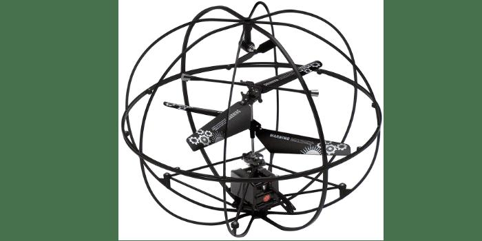 Радиоуправляемый вертолет игрушечный в шаре Robotic UFO