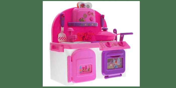 Игрушечная кухня Винкс от Играем вместе