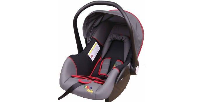 Детская автолюлька для детей до года Liko Baby LB-321