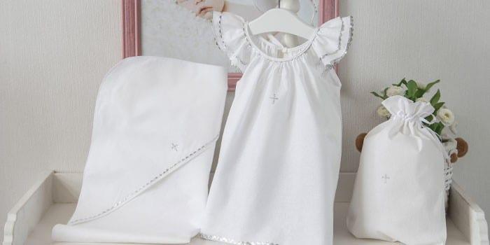 Набор для девочки с платьем Makkaroni Kids Пелагея