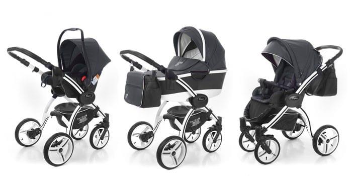 Детская коляска три в одном Esspero I-Nova