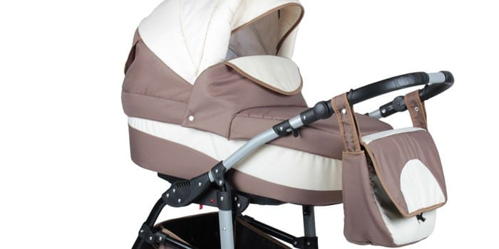 Модель детской коляски Alis Berta F