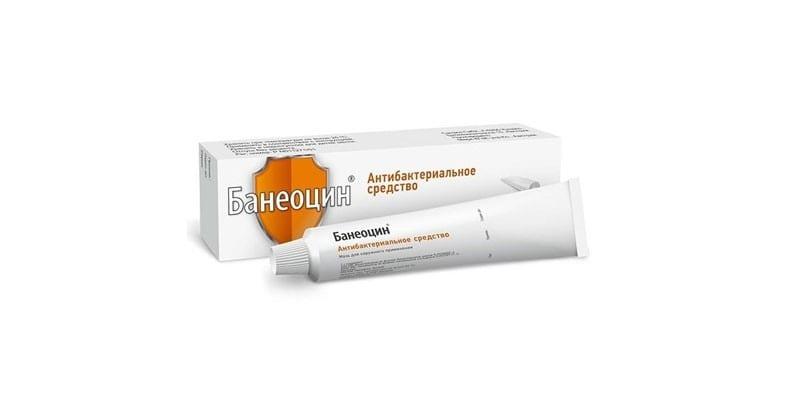 Антибактериальное средство Банеоцин