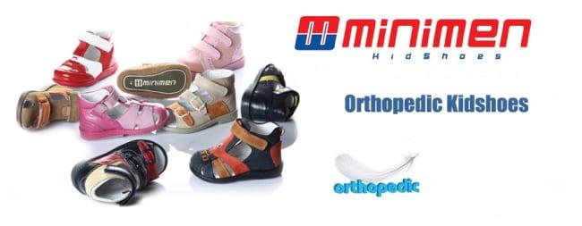 Обувь бренда Minimen