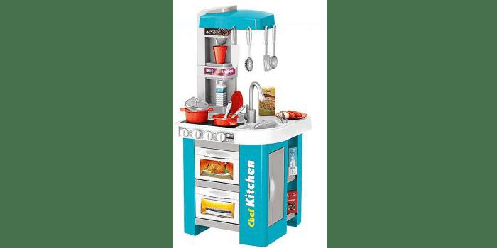 Пластиковый игрушечный кухонный модуль Shantou SPK992656B