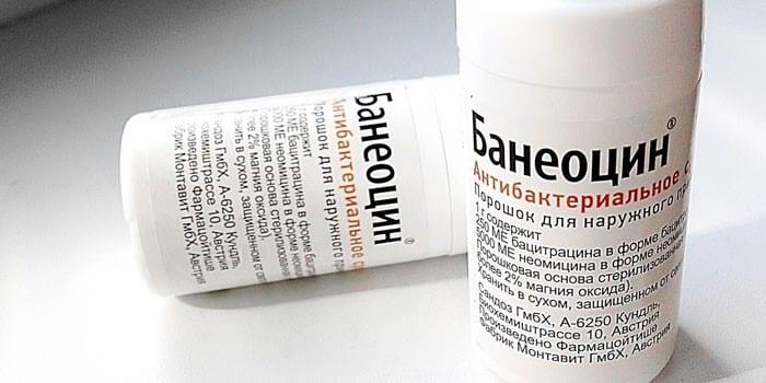 Препарат Банеоцин
