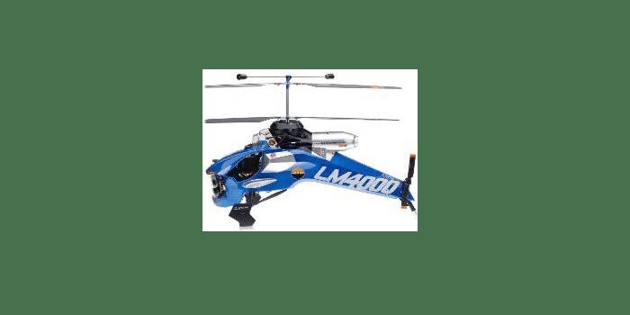 Игрушечный двуосный вертолет на радиоуправлении Walkera LAMA 400Q