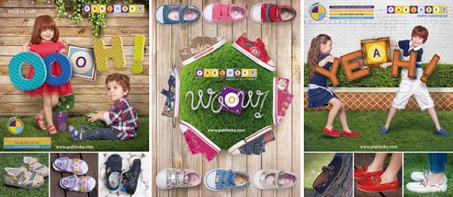 Обувь для детей Pablosky