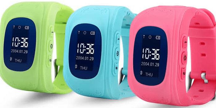 Умные часы с пластиковым корпусом Wonlex Q360