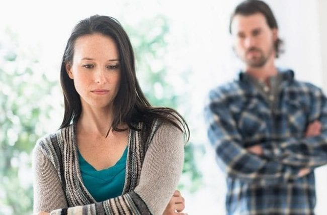 Выяснение отношений в паре