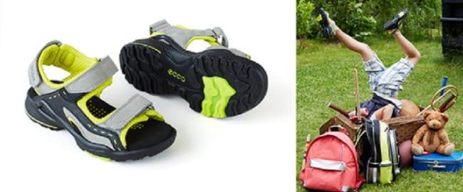 Ecco - модели обуви для детей