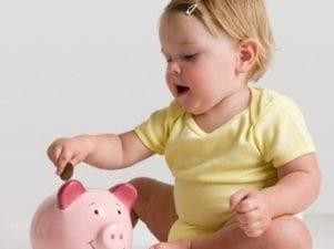 Выплаты на ребенка при рождении