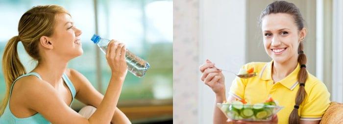 Достаточное потребление жидкости важно для хорошей лактации