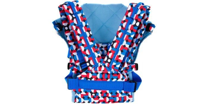 Эргономический рюкзак Чудо-чадо BabyActive Choice