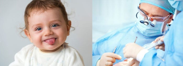 Малыш и врач