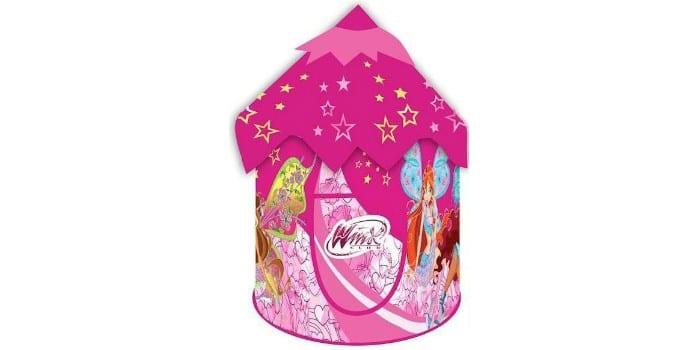 Домик текстильный игровой для девочки Играем вместе Winx