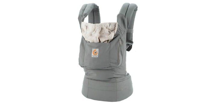 Эргономический рюкзак для малышей Ergo baby Carrier, серия Original