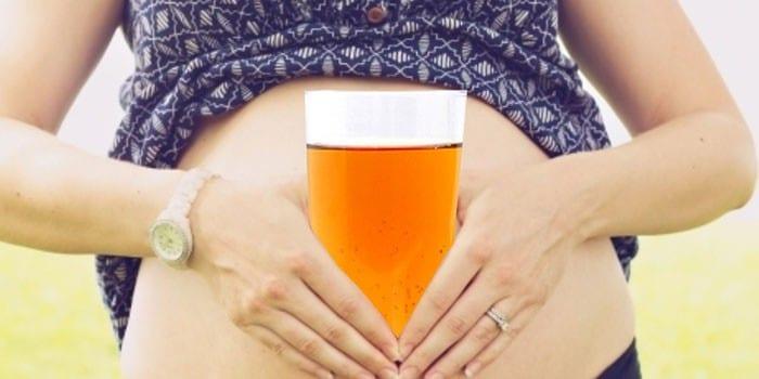 Что нельзя есть во время беременности
